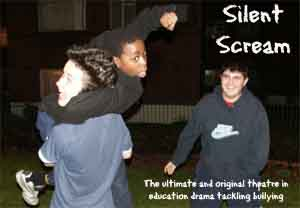 Bully Web chooses Silent Scream to help tackle bullying in schools